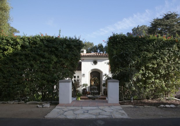 The Palos Verdes Estates home of a Palos Verdes High School senior who is charged with murder. Chuck Bennett/Daily Breeze/SCNG