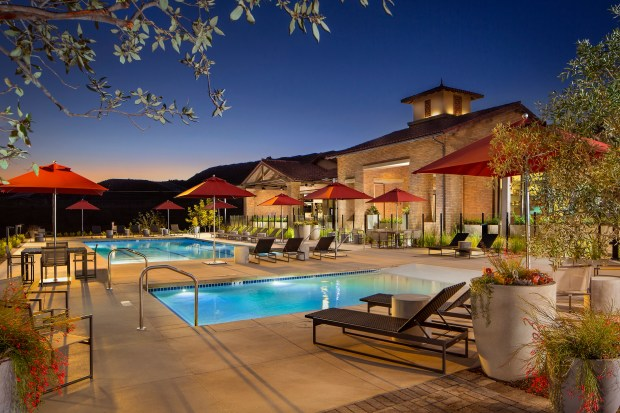 Terramor is a 951-acre master-planned community in the hillsides off the 15 Freeway. (Courtesy of Foremost Cos.)