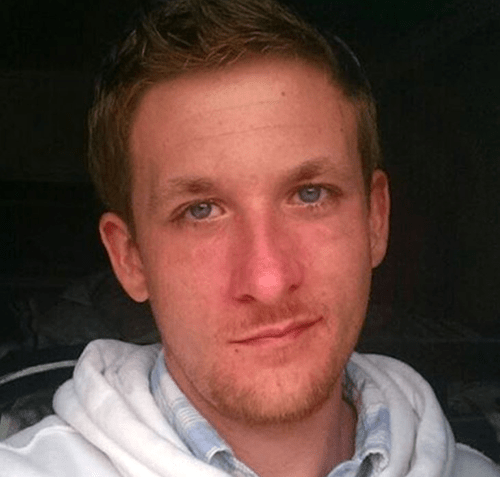 James Dugas, 25, of Massachusetts, died after detox at Above It All Treatment Center, a drug rehabilitation facility in Lake Arrowhead. (Photo courtesy of Dugas family)
