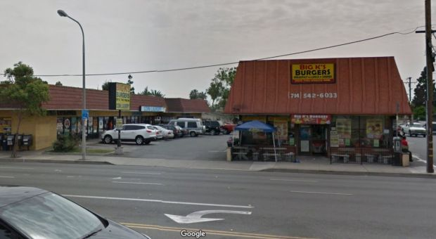 Vision Coin Laundry at 1312 W. First St. in Santa Ana was burglarized around 12:55 a.m. Thursday, Nov. 16, 2017. (Google Street View)