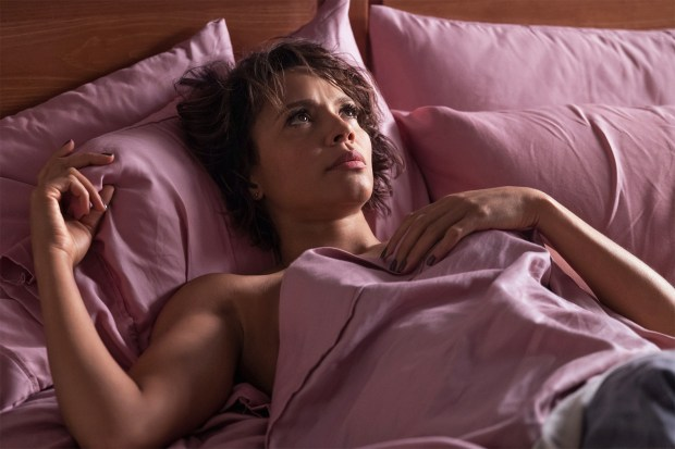 "Carmen Ejogo in Season 2 of Starz's ""Girlfriend Experience,"" premiering Sunday."