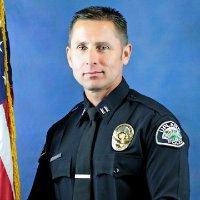 Former Upland police Capt. Anthony Yoakum. (Via LinkedIn)