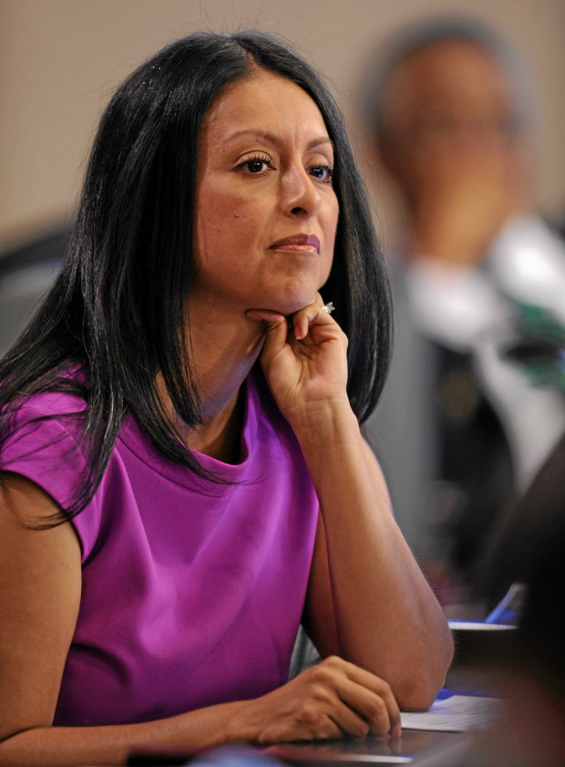 Nury Martinez is the newest Los Angeles City Council member, representing District 6. (John McCoy/L.A. Daily News/SCNG)