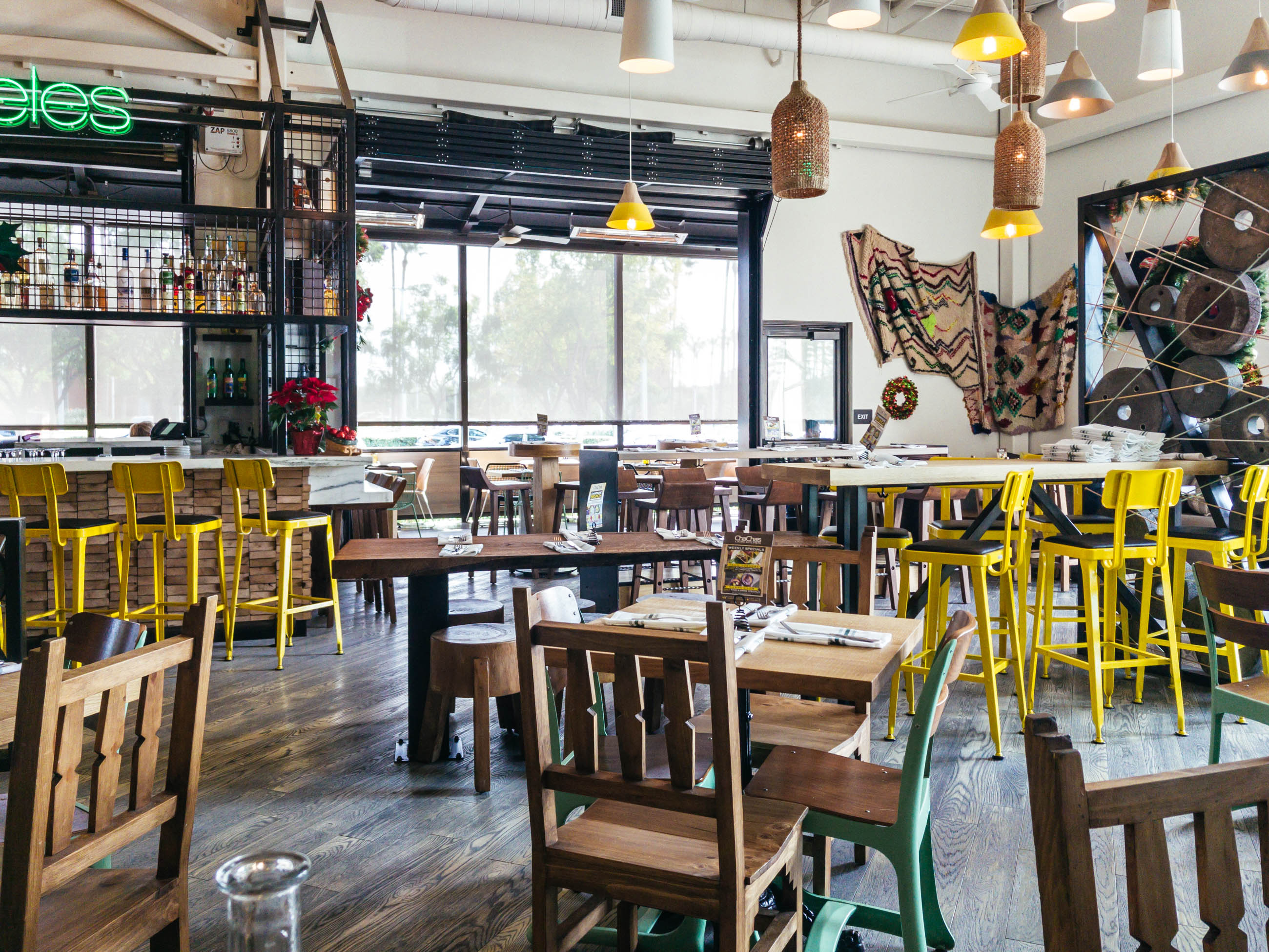 Review Second times a charm mostly for Cha Chas Latin Kitchen