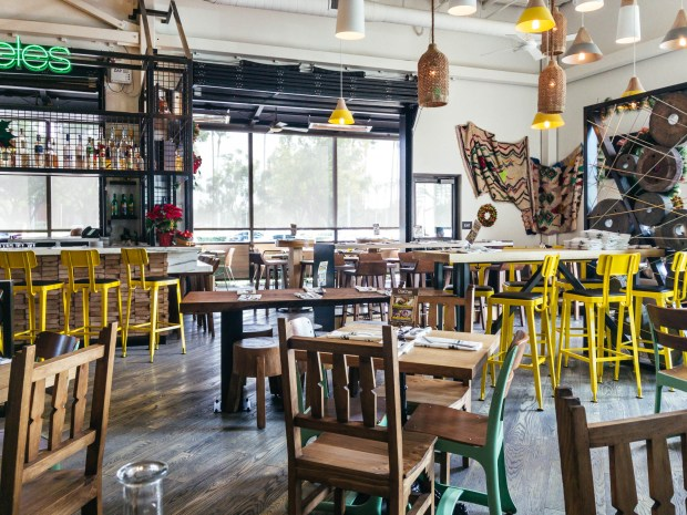 Review Second Time S A Charm Mostly For Cha Cha S Latin Kitchen Orange County Register