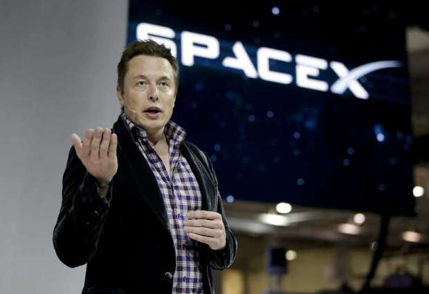 Tesla co-founder and CEO Elon Musk. AP PHOTO