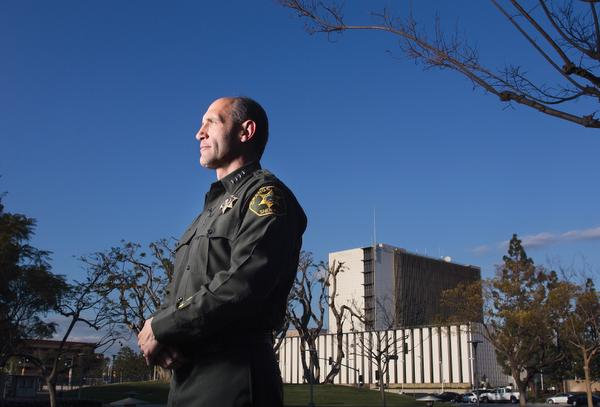 Orange County Sheriff Mike Carona in 2006. (Staff File)