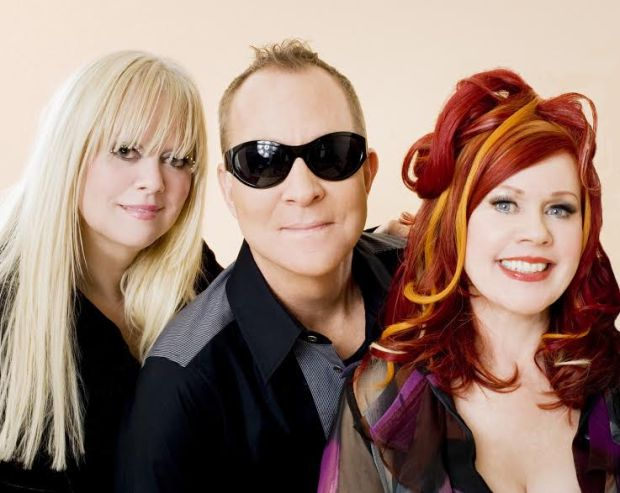 The B-52s are headlining the Night on Broadway Festival Jan 27 in downtown Los Angeles. Photo courtesy Night on Broadway.