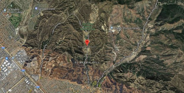 Creek Fire Evacuation Areas Latest Stories From The United States