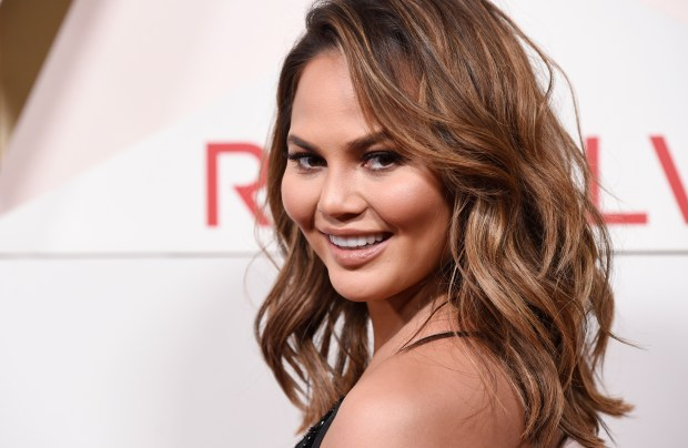 Model Chrissy Teigen was aboard and live-tweeting the developments as a Tokyo-bound flight returned to Los Angeles hours into the journey after the crew discovered that one of the passengers had boarded the wrong plane. (Photo by Chris Pizzello/Invision/AP,File)