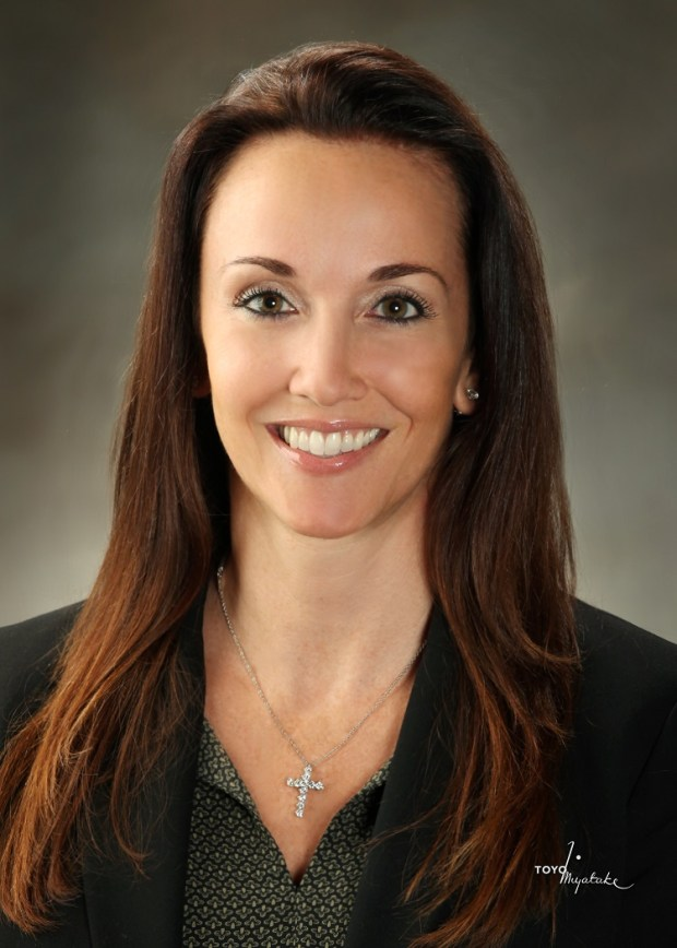 Jessica Binnquist is set to become Alhambra's next city manager. (Photo courtesy of city of Alhambra)