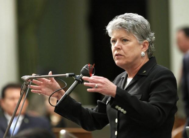 Rep. Julia Brownley, D-Westlake Village.