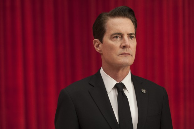"Kyle MacLachlan is seen in the revival of ""Twin Peaks."""