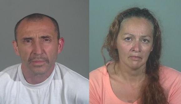 Eric GonzalezMary Quesada Torrance police photos