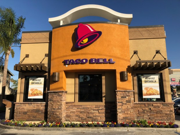 Taco Bell said it is introducing new value menu items throughout 2018. (Nancy Luna, Orange County Register/SCNG)