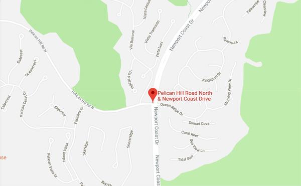 Newport Coast accident