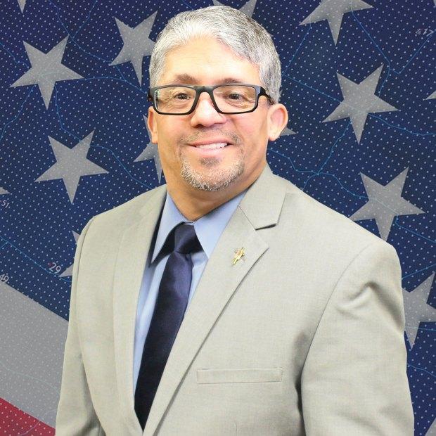 Democratic congressional candidate Norman Quintero (Courtesy photo).