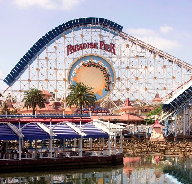 The existing California Screamin' coaster will close down Jan. 8 and be rethemed as the Incredicoaster.