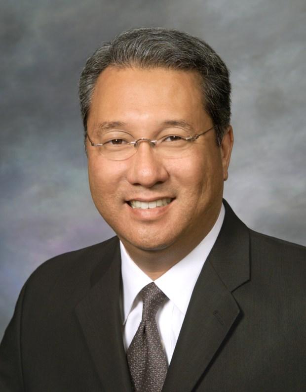 Aliso Viejo Mayor Pro Tem Ross Chun
