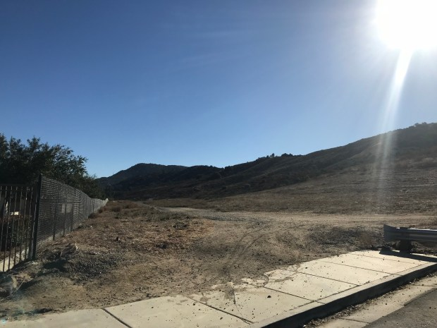 If approved, the Altair project could bring up to 1,750 housing units west of Pujol Street. Photo by Shane Newell, staff