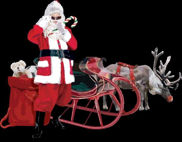 Santa-illo