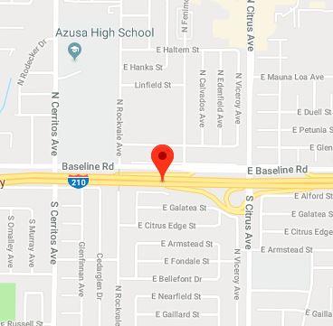 Motorcyclist killed in 210 Freeway crash in Azusa – Daily Bulletin