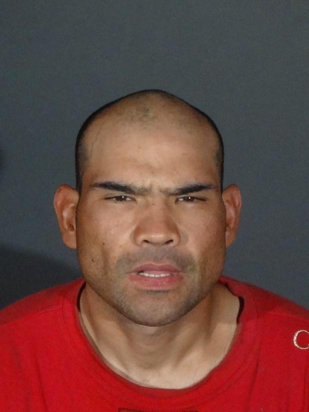 Alex Soto, 33, of Azusa. (Courtesy, Irwindale Police Department)