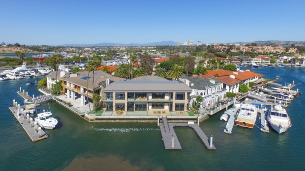 86 Linda Isle, Newport Beach (Photo by Ryan Garvin)