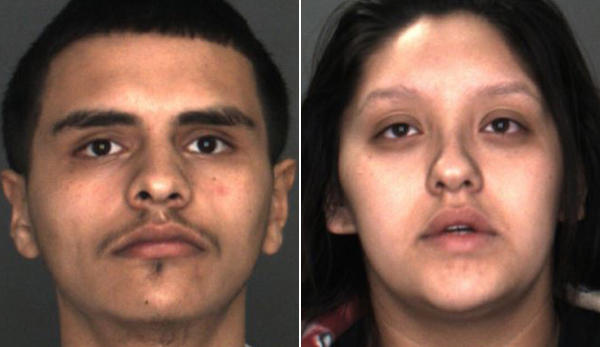 David Alex Gonzales and Jasmine Gonzalez, both 18, of Redlands, were arrested on suspicion of murder and conspiracy in the Jan. 14, 2018 shooting death of Santos Bonilla, 47. (Courtesy of City of Redlands)