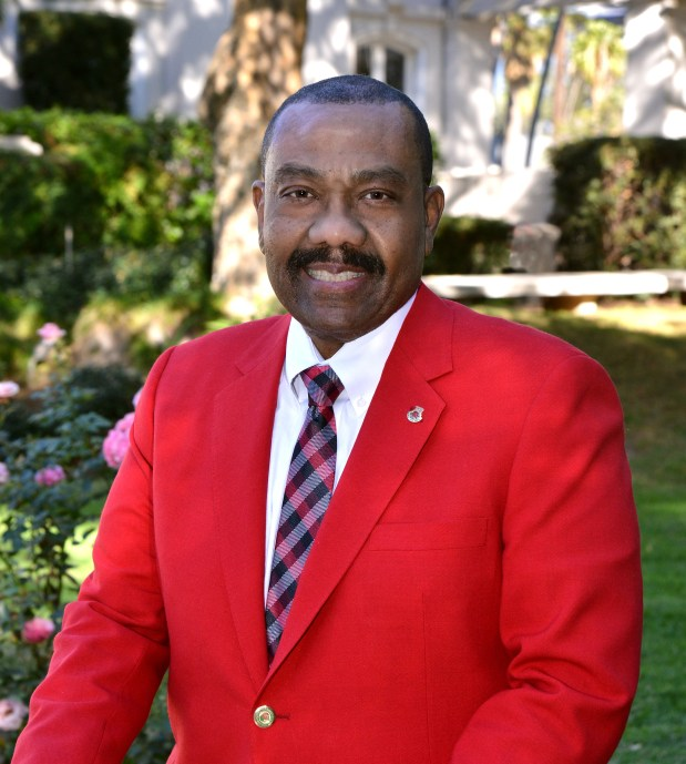 Gerald Freeny is president for the 2018-2019 Tournament of Roses year.
