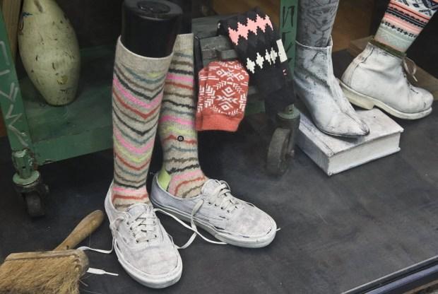 Stance also sells socks for women. (Register file photo)