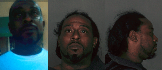 Police arrested Kris Kenny, 44, who Banning police say fatally shot a woman and fatally wounded a man on Dec. 29 in Banning. (Courtesy Banning Police)