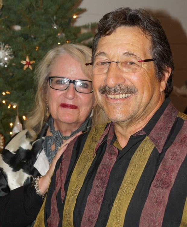 Angela and Lester Silverman. Courtesy photo.