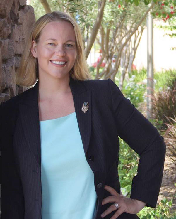 Tiffany Ackley, who is running for Aliso Viejo City Council. (Photo courtesy of Tiffany Ackley)