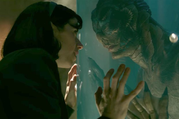 """The Shape of Water"" drew a leading 13 Oscar nominations."