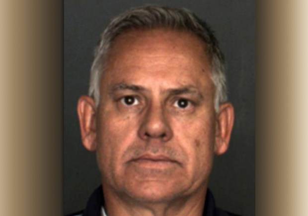 Redlands High School math teacher and golf coach, Kevin Patrick Kirkland, arrested for allegedly having sex with student. (Courtesy photo)