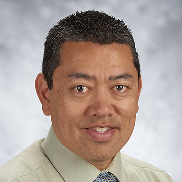 Kenneth Hagihara, Cal State Fullerton, a lecturer in communications who serves as faculty adviser to the CSUF chapter of the Public Relations Student Society of America. (Photo courtesy of Cal State Fullerton)