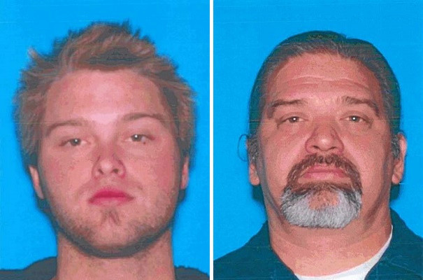 Andrew Vicente, 24, left, was found fatally shot, along with his father Walter Vicente, 49, at their home in 12300 block of Gettysburg Drive in Norwalk on July 14, 2015. (Courtesy)