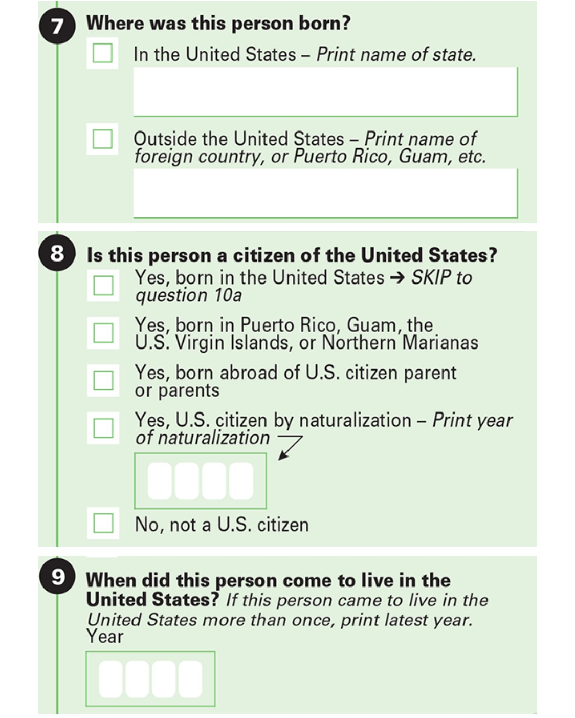 citizenship in the community answers