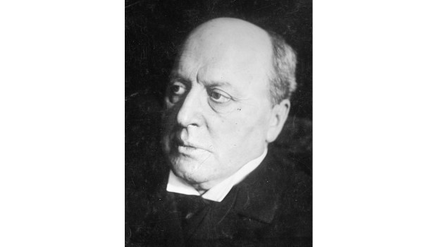 Henry James (Photo by George Grantham Bain/Bain collection at the Library of Congress)