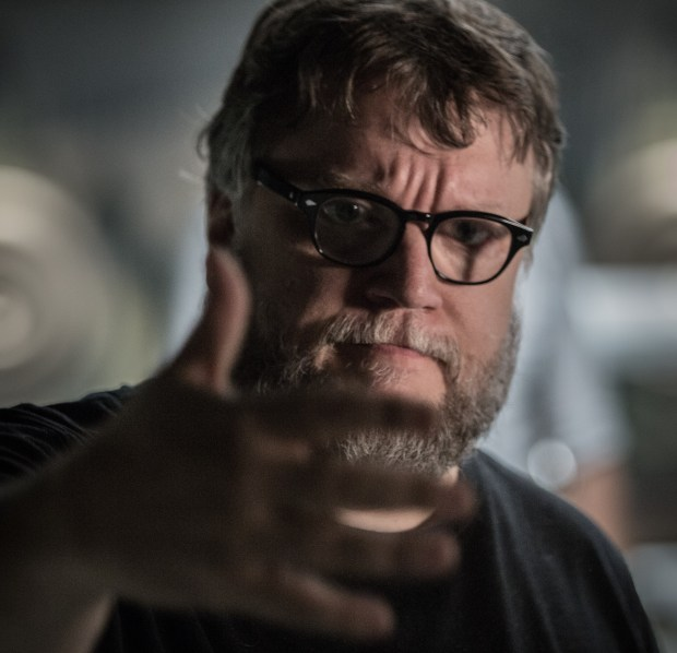 Director/Writer/Producer Guillermo del Toro on the set of THE SHAPE OF WATER. Photo by Kerry Hayes. © 2017 Twentieth Century Fox Film Corporation All Rights Reserved