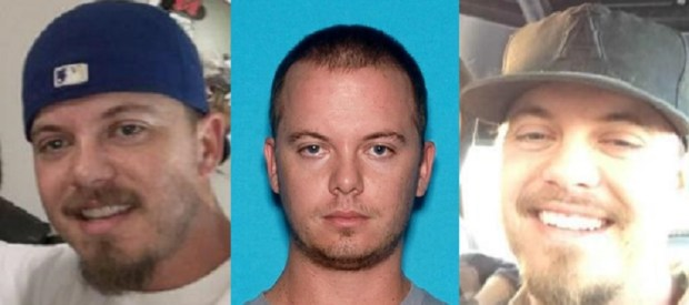Police are searching for Bradley Thomas Woss of Riverside in connection to the fatal shooting of a woman in Redlands Tuesday, Feb. 13. (Courtesy of the Redlands Police Department)