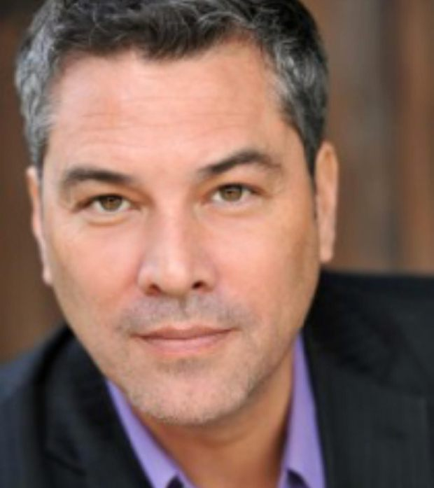 Producer-director-actor Mauricio Mendoza