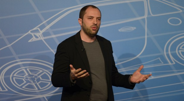 An IRS filing shows Jan Koum, who co-founded WhatsApp and sold it to Facebook in 2014, contributed $114 million to the Goldman Sachs Philanthropy Fund. (AP Photo/Manu Fernandez)
