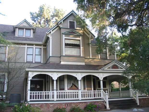 The Highland Avenue house once owned by Redlands founder E.G. Judson received the Redlands Conservancy's first Club 125 membership in 2013. (Courtesy Photo)