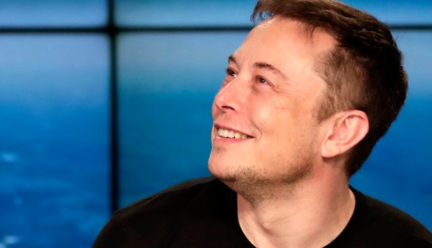 Elon Musk (AP Photo/John Raoux, File)
