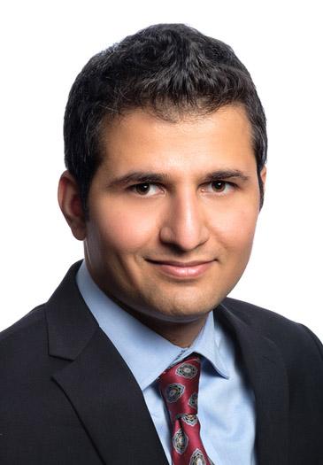 Mahdi Ebrahimi, Cal State Fullerton assistant professor of marketing (Photo courtesy of Cal State Fullerton)