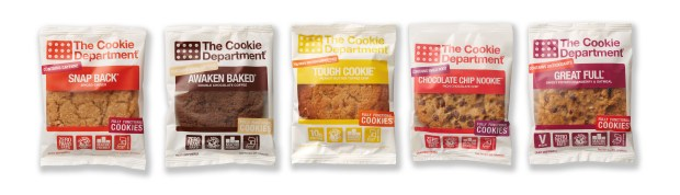 The Cookie Department is offering 20 percent off its treats through April 30. (Photo courtesy of The Cookie Department).