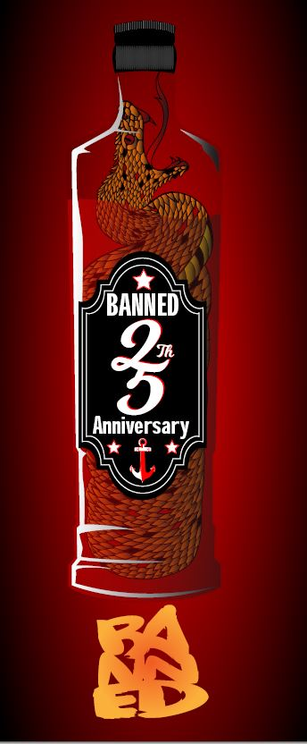 Banned Skate Shop in Redlands is celebrating 25 eyars in 2018. (Photo courtesy of Carlos Reis)