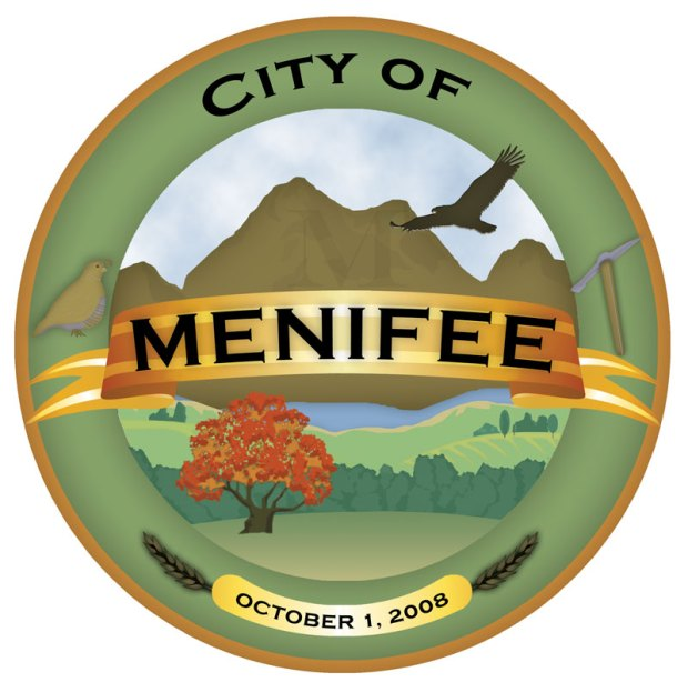 Menifee's city seal won't be changing. Courtesy photo
